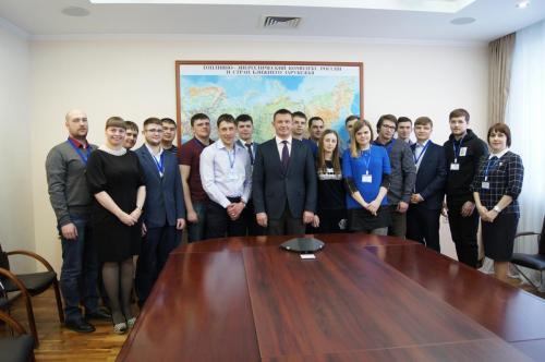 Конференции  молодых специалистов  6 марта 2018 года